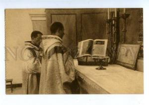 147500 BELGIUM LOPHEM-lez-Bruges St.Andre Abbaye Vintage #20