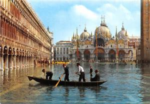 Venezia, Venice, Italy - Exceptional High Tide