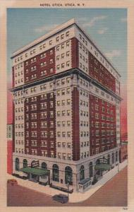 New York Utica Hotel Utica