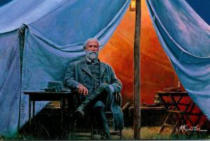 Civil War General Robert E Lee Loneliness Of Command