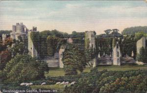 Herstmonceaux Castle, Sussex, England, UK, 1900-1910s
