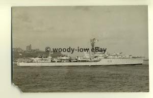 na1156 - Royal Navy Warship -  HMS St Kitts - photograph