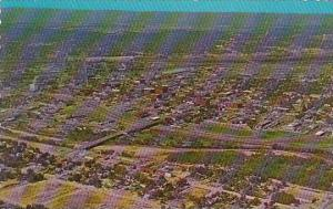 Colorado Pueblo Aerial View Of Pueblo