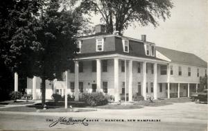NH - Hancock. The John Hancock House