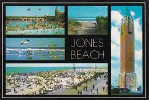 New York City Long Beach Jones Beach State Park 1985