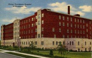 PA - Williamsport. Divine Providence Hospital