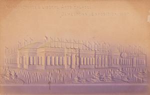 JAMESTOWN , Virginia, 1907 Exposition ; Manufacturers & Liberal Arts Palace