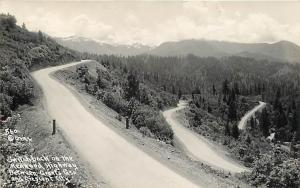RPPC  REDWOOD HIGHWAY Switchback between Grants Pass & Crescent City  Patterson