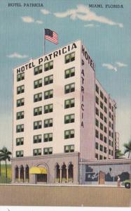 Florida Miami Hotel Patricia Curteich
