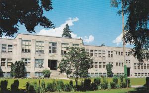 VERNON, British Columbia, Canada, 1940-1960's; Vernon High School