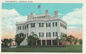 THOMASTON , Maine , 1910s ; Knox Memorial