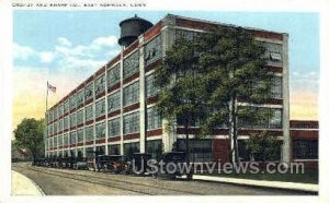 Crofut and Knapp Company - East Norwalk, Connecticut CT