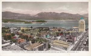 RP; VANCOUVER, B.C., 20-30s; Panorama