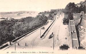 Brest France Les Rampes et la Rade, The Roadstead Brest Les Rampes et la Rade...