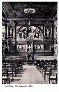 Interior, Alte Universitat, Aula, Heidelberg (Baden Wurttemberg), Germany, 19...
