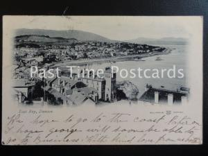Argyllshire DUNOON East Bay c1902 UB by W.R. & S. Reliable Series