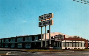Rhode Island East Providence New Yorker Motor Lodge