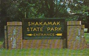 Shakamak State Park Jasonville Indiana