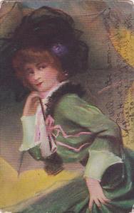 Female Head Portrait , 00-10s ; #14