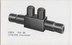 Ohio Postcard CINCINNATI Real Photo UTILCO COMPANY Electrical Parts
