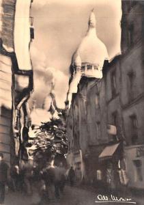 Alber Monier - Montmartre Mystique