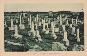 Tunisia Carthage Basilique de Damous-Karita