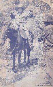Jack Hoxie , Cowboy Movie Star , 30-40s