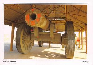 Postcard INDIA, Tope Inside Jaigarh Fort near Amber Fort G57