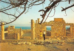 B84005 temple of apollo curium cyprus