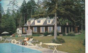 Taylor Bay Lodge, Swimming Pool, Gabriola Island, British Columbia, Canada, 4...