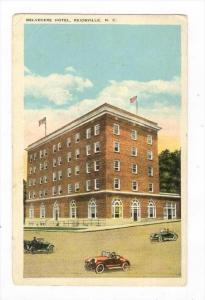 Belvedere Hotel, Reidsville, North Carolina, 1910s