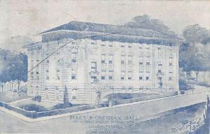Bethany West Virginia College Cochran Hall Antique Postcard K81346