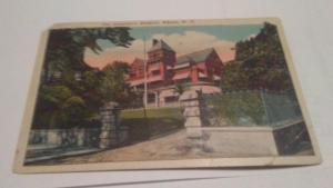 POSTCARD,GOVERNORS MANSION,ALBANY,NY $12 OR BEST OFFER