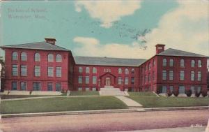 Massachusetts Worcester Technical School 1911