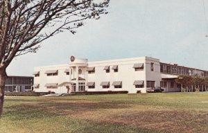 FORT McPHERSON, Georgia, 1940-1960s; Patton Hall, Headquarters Building