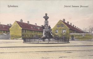 Kobenhavn , Admiral Suensons Monument , Denmark , 00-10s