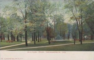 Indiana Indianapolis Military Park