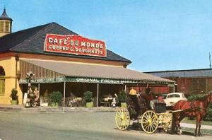 LA - New Orleans, Cafe du Monde