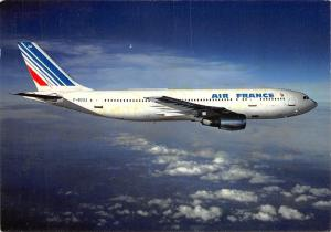 Br44745 airbus un avion modeialement repute F-BVGA air france plane airplane