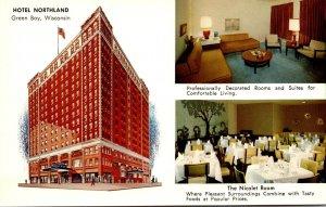 Wisconsin Green Bay Hotel Northland
