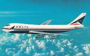 1940-1950s; Fly Delta's 747, Boeing 747 Superjets