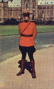 Royal Canadian Mounted Police Unused