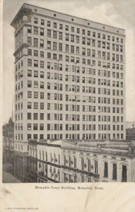 MEMPHIS , Tennessee, 1901-07 ; Trust Building
