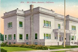CA - Alameda, Elks Home