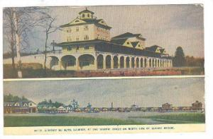 2-Views, Motel Auberge Du Blvd. Laurier, At The Traffic Circle On North Side ...