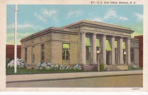 U.S. Post Office, KINSTON, North Carolina, 1910-20s