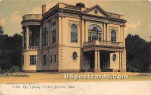 The Peabody Institute - Danvers, MA