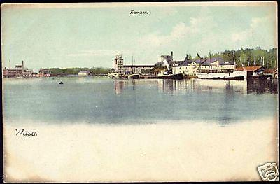 finland, WASA VAASA, Hamnen, Lighthouse (ca. 1899)