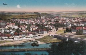 TRIER, Rhineland-Palatinate, Germany, 1900-10s; Bird's Eye View