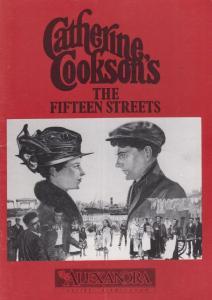 Catherine Cookson The Fifteen Streets Birmingham Romance Theatre  Programme